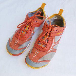 Merrell Dash Glove Lychee Vibram Road-Running Shoe